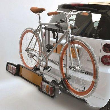 Fiat Bravo Bj 2007-2014 Fahrradträger Heckklappe für 2 Fahrräder Heckträger