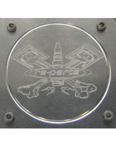 BRABUS Heckdiffussor Smart ForTwo 453