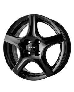 Winterkomplett Radsatz GRIP schwarz gloss Smart Fortwo / Fourfor 453