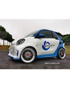 BRABUS Frontspoiler Smart ForTwo 453 EQ