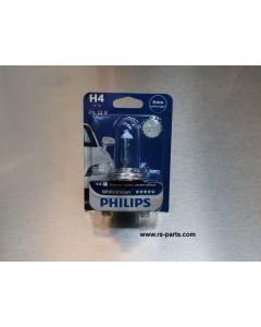 Philips WhiteVision Xenon-Effekt H4 Scheinwerferlampe