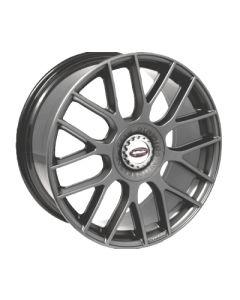Felgensatz Imola highpower silver Smart 451