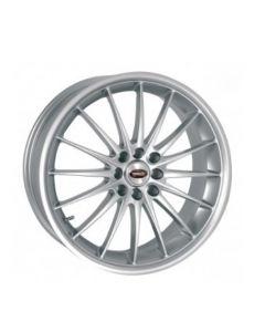 Felgensatz JET glitter silver Smart ForTwo / ForFour 453