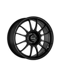 Felgensatz MAK XLR matt black Smart ForTwo / ForFour 453