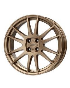 Felgensatz MONSTR metallic bronze Smart ForTwo / ForFour 453