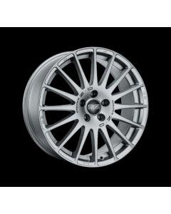 Felgensatz Superturismo WCR grigio corsa Smart ForTwo / ForFour 453
