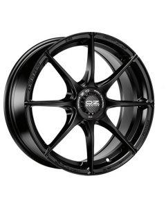 Felgensatz Formula HLT 4K matt black Smart ForTwo / ForFour 453