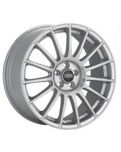 Felgensatz Superturismo LM matt silver Smart ForTwo / ForFour 453