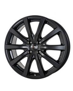 Winterkomplett Radsatz P69 schwarz matt Smart Fortwo / Forfour 453