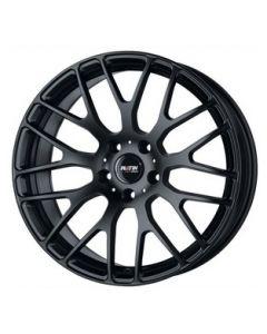 Felgensatz P70 black flat Smart ForTwo / ForFour 453