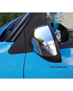 Außenspiegelkappen verchromt Smart Fortwo / Forfour 453