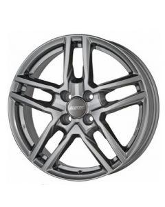 Felgensatz IKENU Metal grey Smart ForTwo / ForFour 453