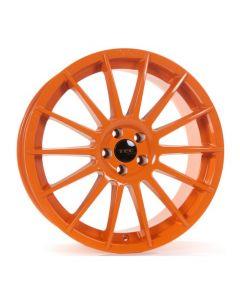 Felgensatz TEC AS2 orange Smart ForTwo / ForFour 453